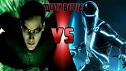 Neo vs. Tron