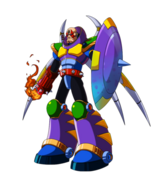 Megaman x3 sigma by toastieman-da90wgx