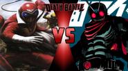 Akaranger vs. Kamen Rider Ichigo