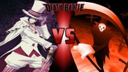 Mephisto Pheles vs. Lord Death