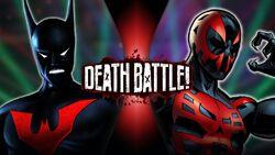 Batman Beyond VS Spider-Man 2099 Updated