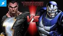 Black Adam VS Apocalypse