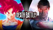 Goku VS Superman 2