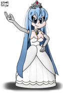 Wedding Dress Esdeath