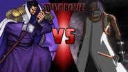 Fujitora vs. Kaname Tousen