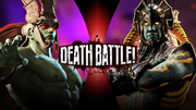 Ancient Ogre VS Kotal Kahn
