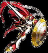 Gallantmon, the Exalted Knight Digimon