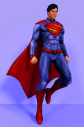 Injustice gods among us superman new 52 by ishikahiruma-d6q0ufu