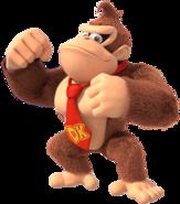 D.K. Donkey Kong