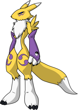 Renamon by znkhucast-d7229gs