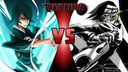 Rukia Kuchiki vs. Death the Kid