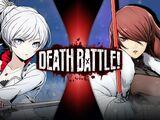 Weiss VS Mitsuru