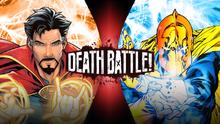 Doctor Strange vs Doctor Fate-a Strange Fate