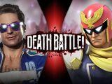 Johnny Cage VS Captain Falcon