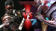 Kenshi vs. Yoshimitsu