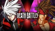 Ragna VS Sol Badguy Official