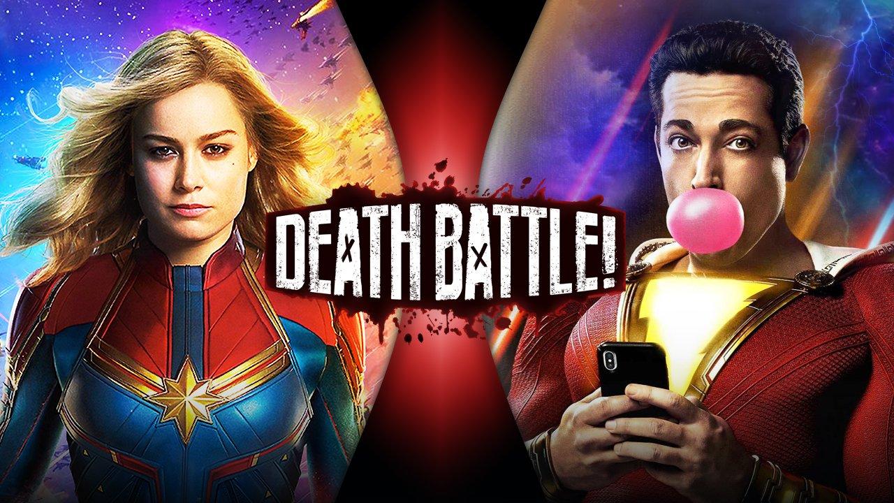 captain marvel vs shazam | death battle wiki | fandom poweredwikia
