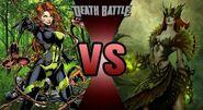 Poison Ivy vs. Zyra