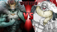 The Deep Sea King vs. Hody Jones