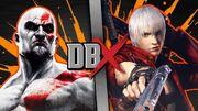 Kratos VS Dante (DBX)