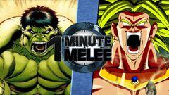 Hulk vs. Broly