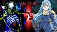 Ainz Ooal Gown vs. Rimuru Tempest