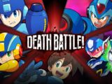 Mega Man Battle Royale