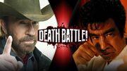 Chuck Norris VS Segata Sanshiro
