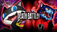 Death Battle Morgana vs Dex-Starr