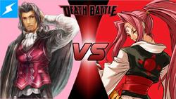 Dunban VS Baiken (Yoshirocks92)
