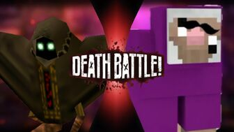 Bob VS Purple Shep
