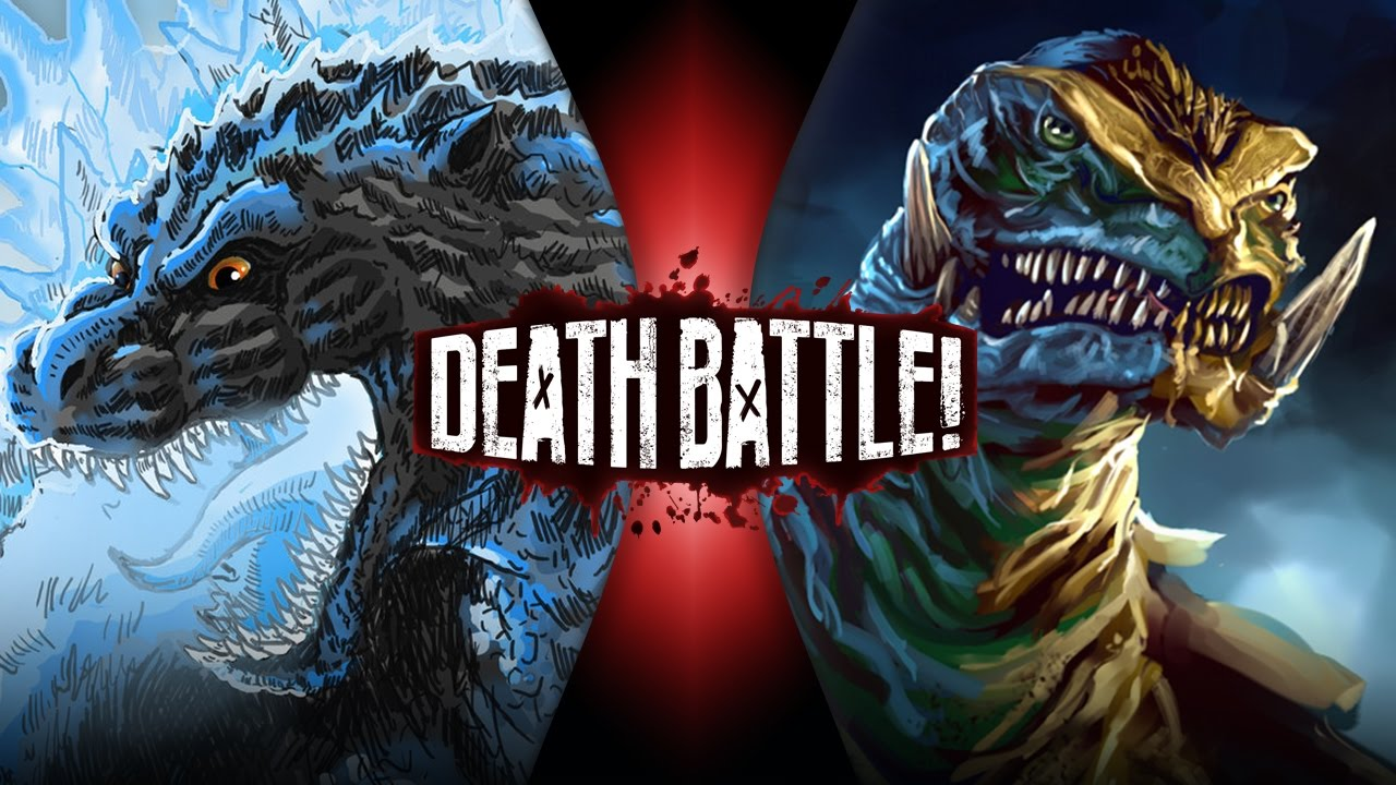 godzilla vs gamera death battle wiki fandom powered by