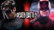 Nightwing VS Daredevil V2