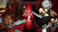 Bang Shishigami vs. Chipp Zanuff