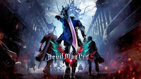 Devil May Cry 5 OST Ali Edwards - Devil Trigger Full Song HQ デビル メイ クライ 5