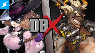 Haru vs Junkrat DBX