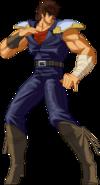 Kenshiro hd game version color by 0kronos0