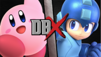 Kirby vs Mega Man DBX V2