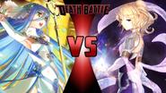 Azura vs. Lunafreya Nox Fleuret