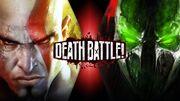 Kratos VS Spawn Official