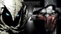 Moon Knight (Marvel) vs Azrael (DC)