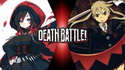 Ruby VS Maka (Yoshirocks92 (2nd Thumbnail))