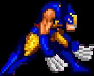 Wolverine Game Boy Advance - X-Men Reign of Apocalypse Sprite