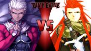 Archer vs. Asch the Bloody