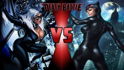 Black Cat vs. Catwomen