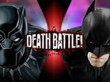 Black Panther VS Batman