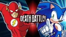 Death Battle Wally West vs Archie Sonic