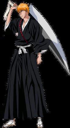 Kurosaki ichigo render by atsuyanii-d63mqhi