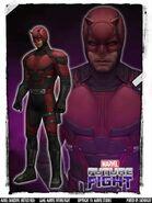 Marvel future fight daredevil netflix red by datkofguy d9inyz9-fullview
