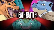 Pokémon Battle Royale